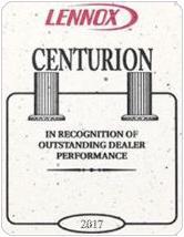 centurion award Lennox Davis Davis